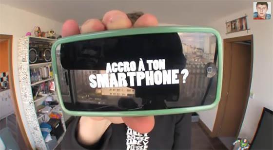 Vidéo : Quand Norman parodie les geeks accros à leur smartphone…