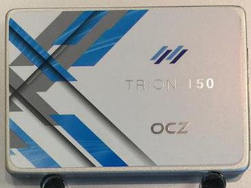 OCZ met en lumière le SSD Trion 150