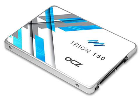 OCZ lance officiellement le SSD Trion 150