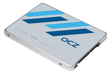 OCZ dévoile officiellement les SSD Trion 100