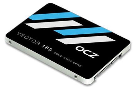 OCZ officialise le SSD Vector 180