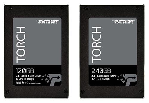 Un nouveau SSD en vue chez Patriot : le Torch