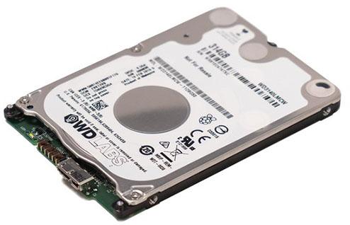 WD PiDrive : un disque dur étudié pour les Raspberry Pi (maj avec les prix)
