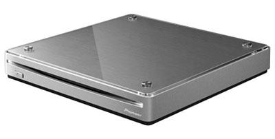 Un graveur Blu-ray portable et USB 3.0 chez Pioneer