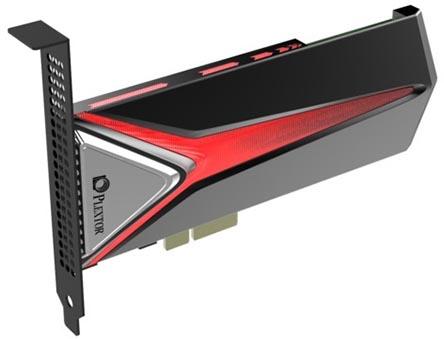 Plextor dévoilera l'année prochaine le SSD M8Pe au format PCI Express