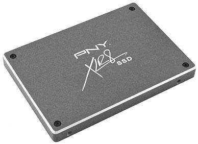 Soldes : 69,99€ le SSD PNY XLR8 de 120 Go
