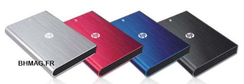 PNY sort deux nouveaux disques portables : les HP p2050 et p2100
