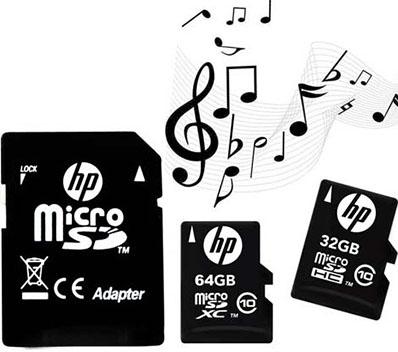 PNY sort la HP TF C10 : une carte micro SD de 8 à 64 Go de classe 10