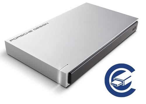 Un premier disque dur USB de type C chez LaCie : le Mobile Drive