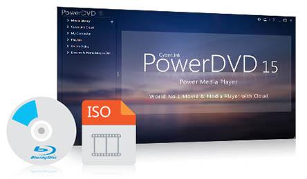 PowerDVD 15 s'offre le support des vidéos 4K et du format H.265