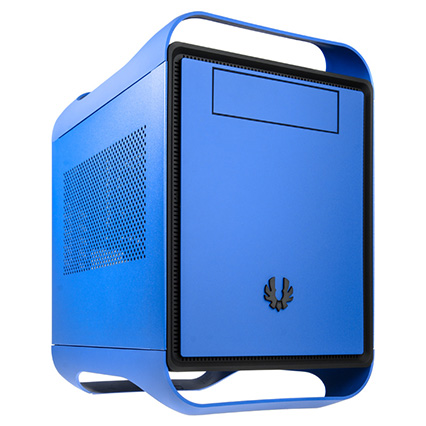 Le boitier Prodigy de BitFenix débarque en vert et en bleu