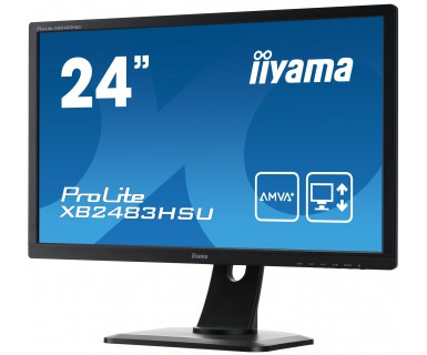 iiyama lance un nouveau moniteur 24 pouces le prolite. Black Bedroom Furniture Sets. Home Design Ideas