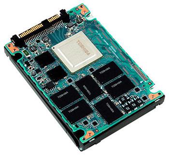 Toshiba dévoile le PX03SN : un SSD de 1,6 To pour les entreprises