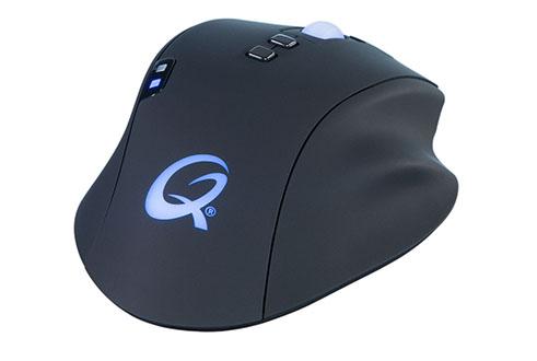 QPAD propose une nouvelle souris optique pour les gamers