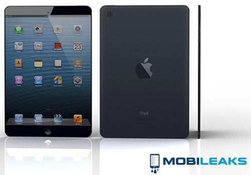 Rumeurs : les caractéristiques techniques de l'iPad Mini 2 (?)