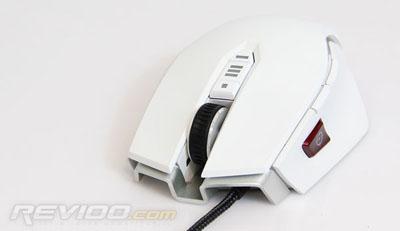 Revioo teste la souris Corsair Vengeance M65