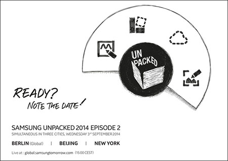 Suivez en direct la conférence Unpacked 2 de Samsung