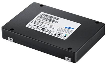 Samsung dévoile le XS1715, un SSD destiné au monde professionnel