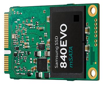Samsung sort un SSD mSATA d'une capacité de 1 To ! (MAJ)
