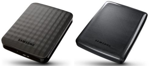 Les disques durs USB 3.0 Samsung M3 et P3 Portable sont déclinés en version 4 To