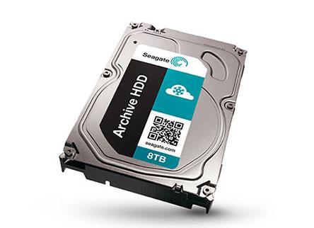 Seagate Archive HDD : des disques durs prévus pour l'archivage