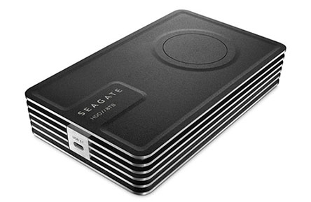 Le disque dur Seagate Innov8 est déjà entre les mains de Tom's Hardware.fr