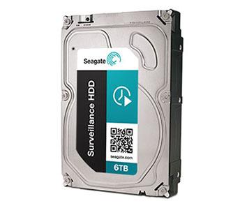 Seagate étoffe sa gamme de disques durs Surveillance HDD avec des modèles de 5 et 6 To