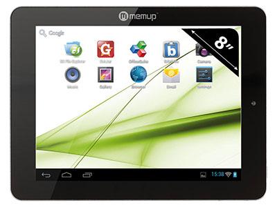 Soldes : 61,01€ (et même 54,90€) la tablette tactile 8 pouces Memup