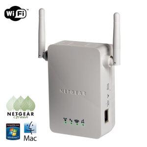 Soldes : 24,90 euros le répétiteur WiFi NETGEAR !