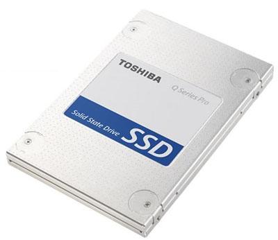 Toshiba estime que les SSD remplaceront définitivement les HDD en 2025