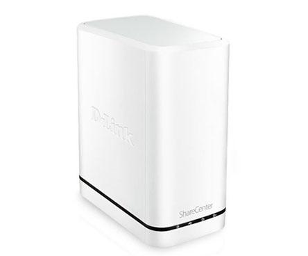 Soldes : le NAS 2 baies D-Link DNS-320LW à moins de 50 euros