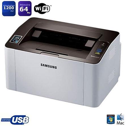 Soldes : l'imprimante laser WIFI Samsung SL-M2020W est bradée à 24,99 euros (fini)