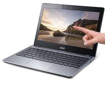 Soldes : 129,99 euros le Chromebook Acer Aspire C720P (après ODR)