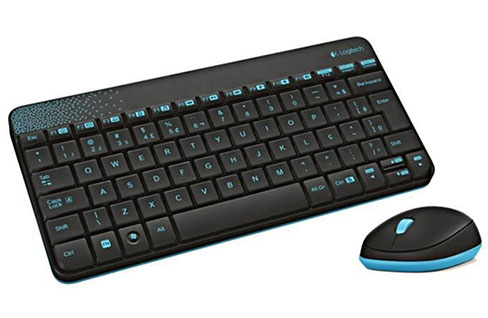 Soldes : 10,09€ le pack comprenant un clavier et une souris sans fil Logitech