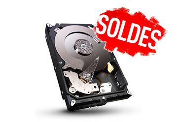 Soldes : une flopée de disques durs WD Green, WD Red, Seagate et Hitachi à petits prix