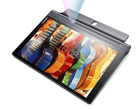 soldes 399 la tablette lenovo yoga tab 3 pro avec projecteur int gr bhmag. Black Bedroom Furniture Sets. Home Design Ideas