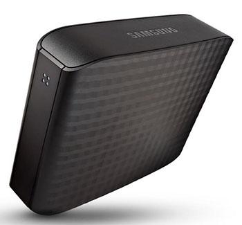 Soldes : 101,17€ le disque dur USB 3.0 Samsung HX-D301TDB de 3 To