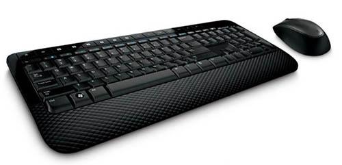 Soldes : 18,95 euros le pack clavier-souris sans fil Microsoft Wireless Desktop 2000