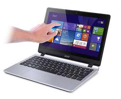 Soldes : un PC portable 11″ tactile ACER Aspire V3 à 199 euros livré