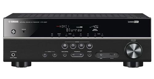 Soldes : 172,68€ l'ampli home cinéma Yamaha HTR3067