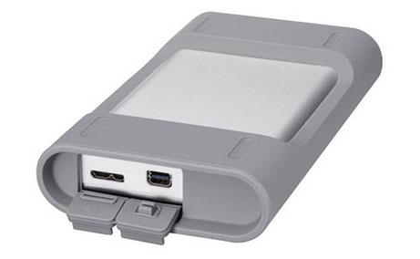 Sony dévoile deux disques durs USB 3.0 / Thunderbolt