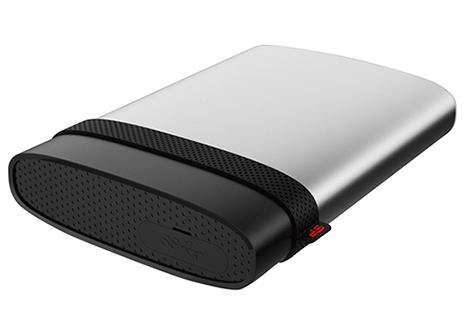 Silicon Power dévoile le disque dur Armor A85, indéstructible ou presque…