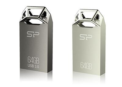 Silicon Power propose deux nouvelles clés usb : la J50 et la T50