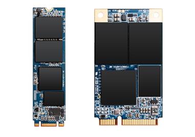 Silicon Power dévoile les M10 : des SSD M.2 et mSATA de 120 à 480 Go