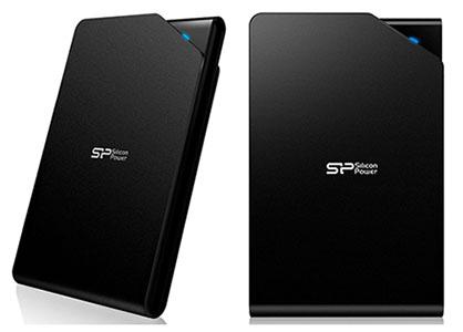 Silicon Power lève le voile sur un nouveau disque dur USB 3.0