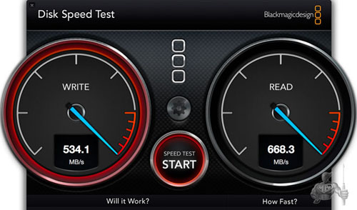 Test : deux SSD Crucial M500 de 960 Go montés en RAID 0