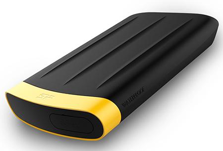 Silicon Power dévoile le Armor A65 : un disque dur USB 3.0 étanche et résistant