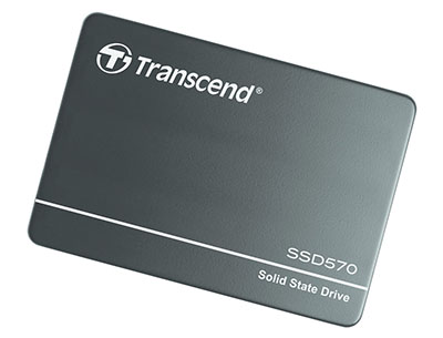 Transcend lance un nouveau SSD : le SSD570 à base NAND Flash SLC