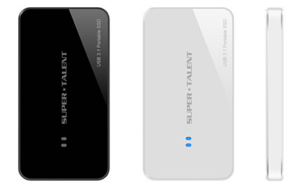 Une solution de stockage très performante chez SuperTalent : le Portable RAIDDrive