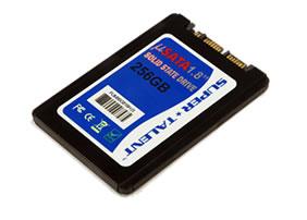 Un SSD de 1,8 pouces de 256 Go chez SuperTalent